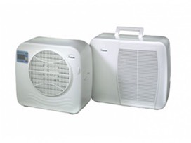 Split-airco Transparant - Medium